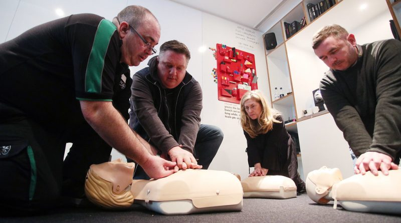 What does CAB stand for in CPR?